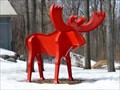 Image for L'orignal-Mont St-Hilaire-Québec,Canada