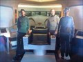 Image for Captain Kirk Command Chair - Vulcan, Alberta
