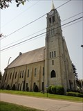 Image for St-Denis Church's Steeple - Lockport , Illinois