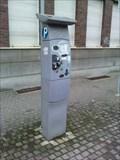 Image for Parkscheinautomat Ritterstraße Ecke Güsenstraße - Bielefeld, Germany