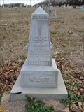 Image for Eddie West - Mount Olive Cemetery - Scurry, TX