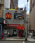 Image for McDonald's - Wifi Hotspot - New York, NY
