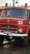 Image for Feuerwehrlastwagen SLF-FW11H - Rudolstadt/ Thüringen/ Deutschland