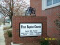 Image for First Baptist Church Bell - Red Bay, AL