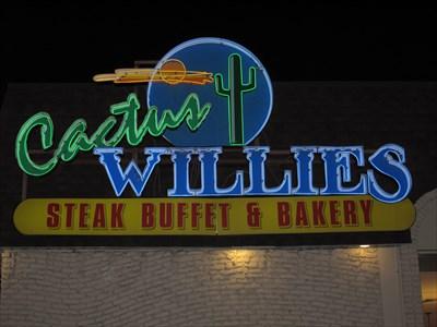 Cactus Willies logo