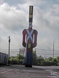 Image for 80-Foot-Tall Tin Soldier - Waco, TX