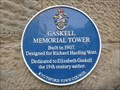 Image for Gaskell Memorial Tower - Knutsford, Cheshire, UK.