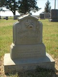 Image for Justus Retherford - Hill City Cemetery, Graham Co., Kansas