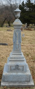 Image for Lizzie Barnhart - Topeka Cemetery - Topeka, Ks.