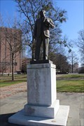 Image for Martin Luther King statue -- Kelly Ingram Park, Birmingham AL
