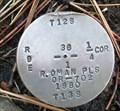 Image for T12S R9E S36 T13S R9E S1 1/4 COR - Jefferson County, OR