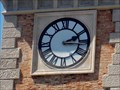 Image for Clocks on the port building tower - Trieste, Italy