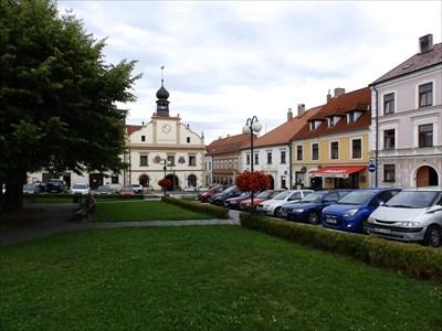 Nové Hrady, Czech Republic - City and Town Halls