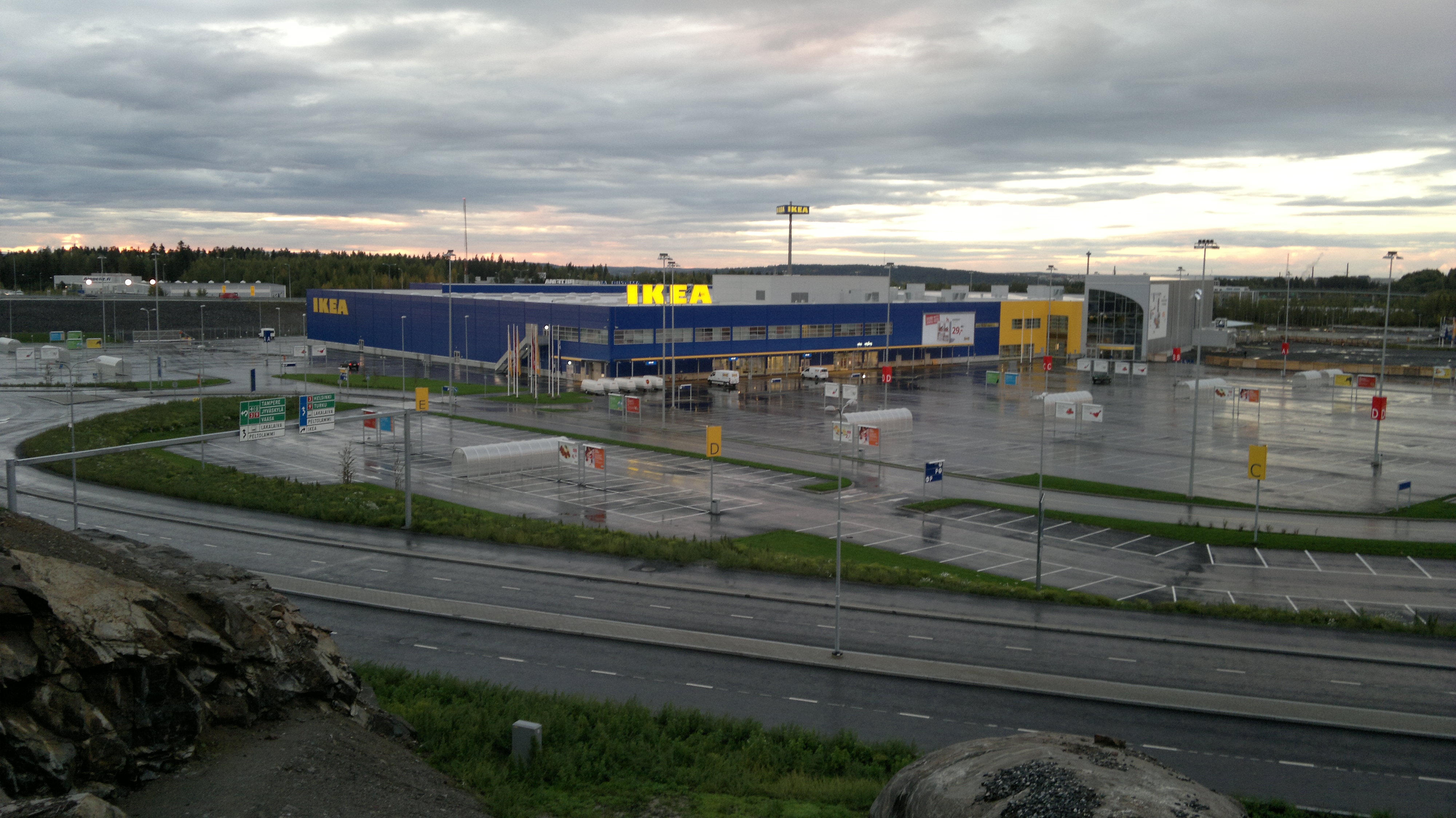 Ikea Tampere Bussi