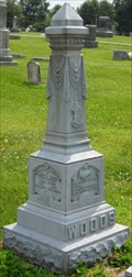 Image for Simpson Woods - Belton Cemetery - Belton, Mo.