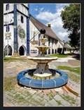 Image for Fountain by Sankt Barbara Pfarrkirche  (Saint Barbara's Parish Chuch) - Bärnbach, Austria