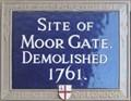 Image for Moor Gate - Moorgate, London, UK