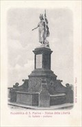 Image for Statue of Liberty (1900) - San Marino