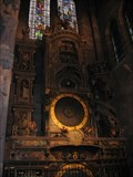 Image for The Astronomical Clock of Strasbourg Cathedral