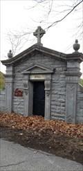 Image for Mausolée de Thomas D'Arcy McGee - Cimetière  Notre-Dame-des-Neiges - Montréal, Qc