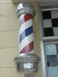 Image for Ron's Barber Shop Pole - Madison, FL