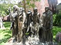 Image for The Burghers of Calais - Pasadena, CA
