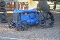Image for Fordson Tractor, Queen Elizabeth Park, Masterton, The Wairarapa, New Zealand.