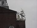 Image for Unicorn Sculpture Replica - West Springfield, MA