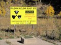 Image for Rulison Nuclear Blast Site - Parachute, CO