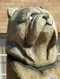 Image for Amherst ISD Bulldog - Amherst, TX
