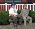 Image for Sit-By-Me at the depot - Valley City, Ohio