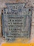 Image for Omak Avenue Bridge - 1924 - Omak, WA