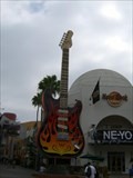 Image for Hard Rock Cafe Guitar- Hollywood, CA