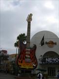 Image for Hard Rock Cafe Guitar- Hollywood, CA