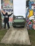 Image for Trabi gennem Berlinmur - Bagenkop, Danmark