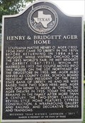 Image for Henry and Bridgett Ager Home