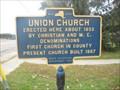Image for Union Church - Moira, NY