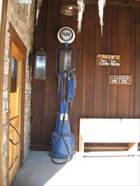 View of the pump.