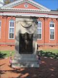 Image for Loudoun County Great War Memorial - Leesburg, Virginia