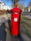 Image for Victorian Pillar Box - Bayshill Road, Cheltenham, Gloucestershire, UK