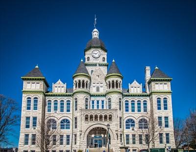 Jasper County Courthouse – Carthage, Missouri - U S