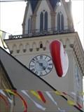 Image for Turmuhr an der Kirche St. Jakob - Villach - Kärten - Austria