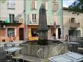 Image for La fontaine de la rue Elie Louis Julien, Oraison, Paca, France