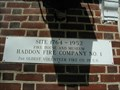 Image for Haddonfield - Haddon Fire Company