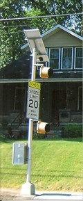 Image for School Signals Solar Powered - Washington, MO