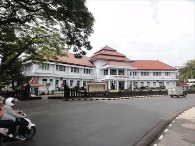 Malang City Hall Malang East Java Indonesia City And Town Halls On Waymarking Com