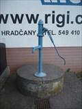 Image for Pumpa na hlavni ulici - Hradcany, Czech Republic