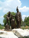 Image for Monument to Explorers Lewis & Clark -- St. Charles. Missouri, USA