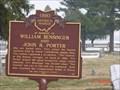 Image for In Memory of William Bensinger and John R. Porter