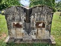 Image for Mother and Father Falin ~ Plum Grove Baptist Church Cemetery ~ Hawkins County, Tennessee - USA.